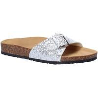 Schuhe Damen Pantoffel Bionatura 05FULLTGSCI3 Grau