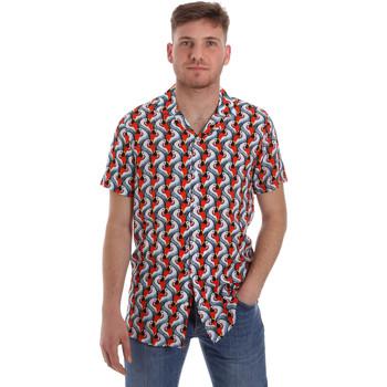 Kleidung Herren Kurzärmelige Hemden Sseinse CE516SS Weiß