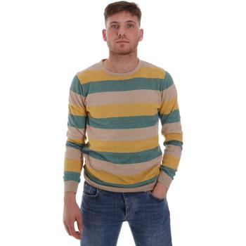 Kleidung Herren Pullover Sseinse ME1572SS Beige