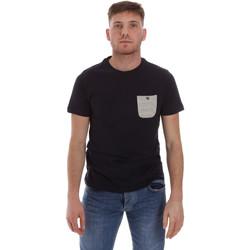 Kleidung Herren T-Shirts Sseinse ME1588SS Blau