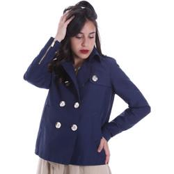 Kleidung Damen Jacken / Blazers Gaudi 011BD35013 Blau
