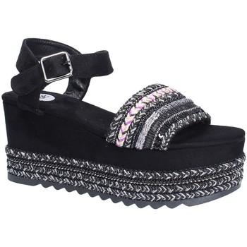 Schuhe Damen Sandalen / Sandaletten Exé Shoes G4700618716 Schwarz
