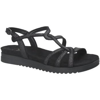 Schuhe Damen Sandalen / Sandaletten Exé Shoes G47001822004 Schwarz