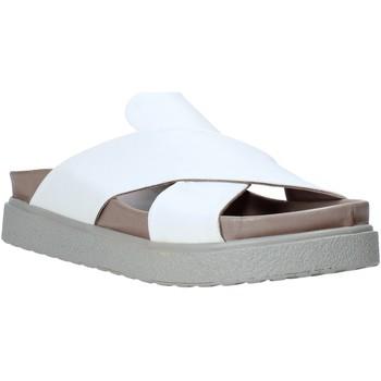 Schuhe Damen Sandalen / Sandaletten Bueno Shoes CM2201 Weiß