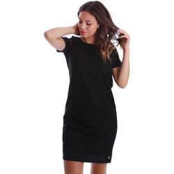 Kleidung Damen Kurze Kleider Y Not? 17PEY028 Schwarz