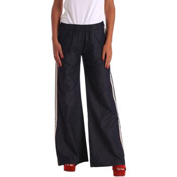 Kleidung Damen Bootcut Jeans Denny Rose 73DR22004 Blau