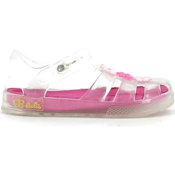 Schuhe Mädchen Sandalen / Sandaletten Lulu LI190001S Weiß