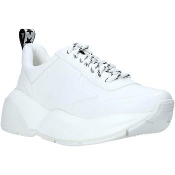 Schuhe Damen Sneaker Low Shop Art SA020043 Weiß