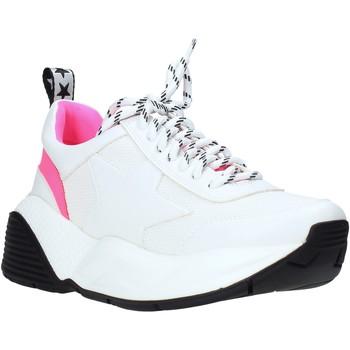 Schuhe Damen Sneaker Low Shop Art SA020041 Weiß