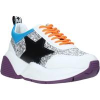 Schuhe Damen Sneaker Low Shop Art SA020046 Weiß