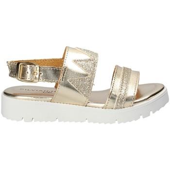Schuhe Mädchen Sandalen / Sandaletten Silvian Heach SH-S18-S28 Gelb