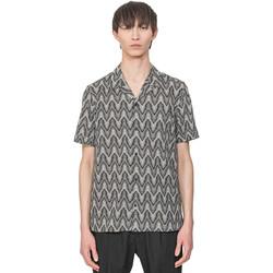 Kleidung Herren Kurzärmelige Hemden Antony Morato MMSS00156 FA430413 Beige
