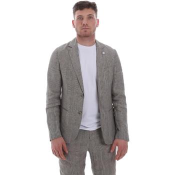 Kleidung Herren Jacken / Blazers Sseinse GAE561SS Braun
