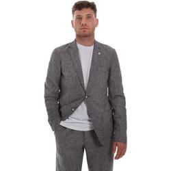Kleidung Herren Jacken / Blazers Sseinse GAE563SS Blau