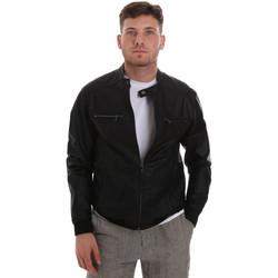 Kleidung Herren Jacken Sseinse GBE574SS Schwarz