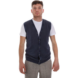 Kleidung Herren Strickjacken Sseinse ME1512SS Blau