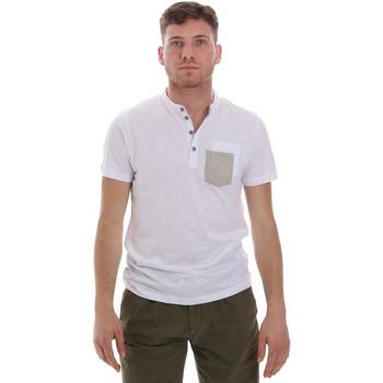 Kleidung Herren T-Shirts Sseinse ME1600SS Weiß