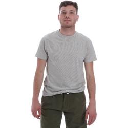Kleidung Herren T-Shirts Sseinse ME1603SS Weiß