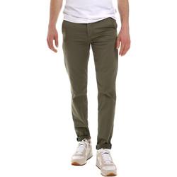 Kleidung Herren Chinohosen Sseinse PSE555SS Grün