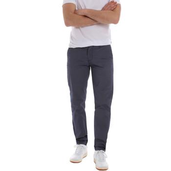 Kleidung Herren Chinohosen Sseinse PSE569SS Blau