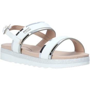 Schuhe Mädchen Sandalen / Sandaletten Miss Sixty S20-SMS778 Weiß