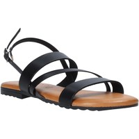 Schuhe Damen Sandalen / Sandaletten Jeiday LEDA-SALLY Schwarz