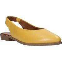 Schuhe Damen Sandalen / Sandaletten Bueno Shoes 9N0102 Gelb