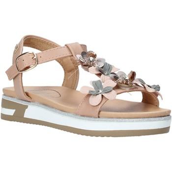 Schuhe Mädchen Sandalen / Sandaletten Miss Sixty S20-SMS781 Rosa