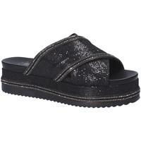 Schuhe Damen Pantoffel Exé Shoes G41006097884 Schwarz