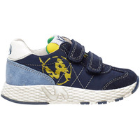 Schuhe Kinder Sneaker Low Naturino 2014904 01 Blau