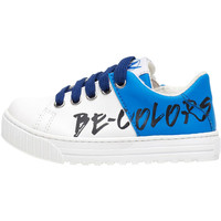 Schuhe Kinder Sneaker Low Naturino 2014918 02 Blau