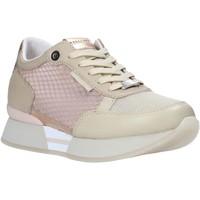 Schuhe Damen Sneaker Low Apepazza S0RSD01/NET Beige
