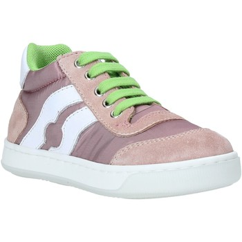 Schuhe Kinder Sneaker Low Falcotto 2014149 01 Rosa