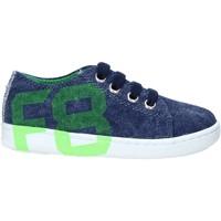 Schuhe Kinder Sneaker Low Falcotto 2014671 02 Blau