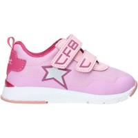 Schuhe Mädchen Sneaker Low Falcotto 2013512 01 Rosa