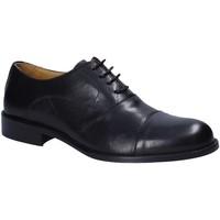 Schuhe Herren Derby-Schuhe Exton 6014 Schwarz