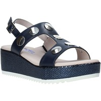 Schuhe Damen Sandalen / Sandaletten Comart 503430PE Blau