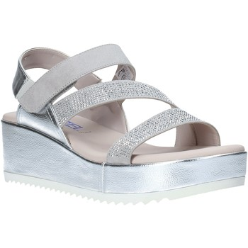 Schuhe Damen Sandalen / Sandaletten Comart 503428 Grau