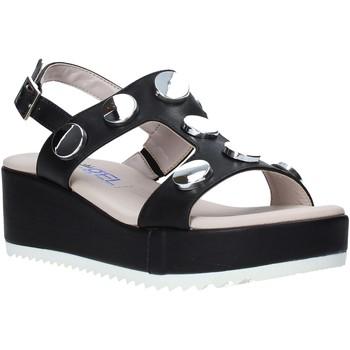 Schuhe Damen Sandalen / Sandaletten Comart 503430 Schwarz