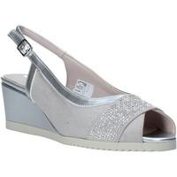 Schuhe Damen Sandalen / Sandaletten Comart 022889ST Grau