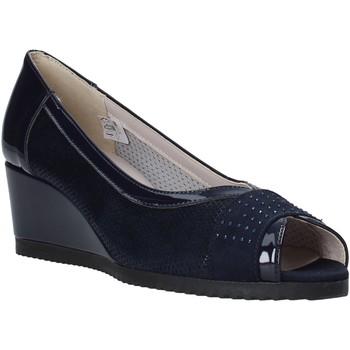 Schuhe Damen Sandalen / Sandaletten Comart 023353 Blau