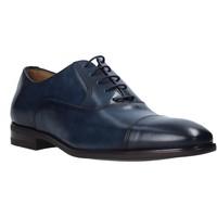 Schuhe Herren Richelieu Maritan G 141130MG Blau