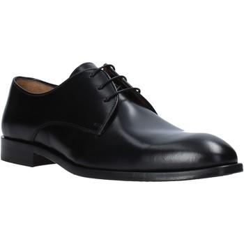 Schuhe Herren Derby-Schuhe Marco Ferretti 113049MF Schwarz