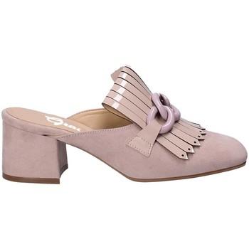 Schuhe Damen Pantoletten / Clogs Grace Shoes 1939 Rosa