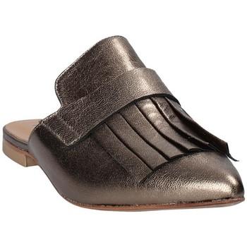 Schuhe Damen Pantoletten / Clogs Mally 6173 Grau