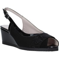 Schuhe Damen Sandalen / Sandaletten Comart 022889ST Schwarz