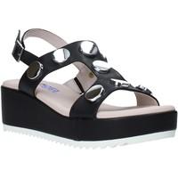 Schuhe Damen Sandalen / Sandaletten Comart 503430PE Schwarz