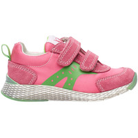 Schuhe Mädchen Sneaker Low Naturino 2014902 01 Rosa