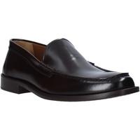 Schuhe Herren Slipper Marco Ferretti 161433MF Braun
