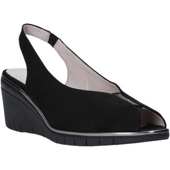 Schuhe Damen Sandalen / Sandaletten Comart 4D3415 Schwarz